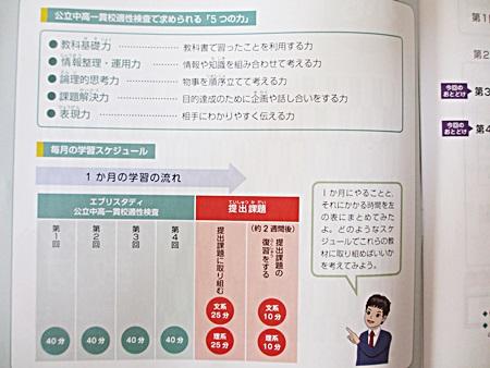 Z会公立中高一貫校適性検査